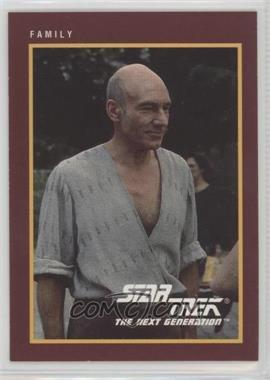 1991 Impel Star Trek 25th Anniversary - [Base] #234 - Family