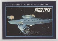 U.S.S. Enterprise: One of the Vanguard