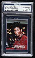 Nichelle Nichols [PSA/DNA Certified Encased]