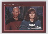 Picard & Dr. Crusher