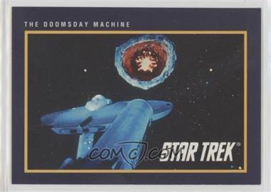 1991 Impel Star Trek 25th Anniversary - [Base] #67 - The Doomsday Machine