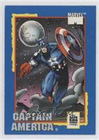 Captain America [EX to NM]