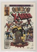 Obnoxio the Clown vs. the X-Men
