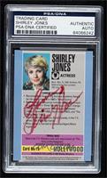 Shirley Jones [PSA/DNACertifiedEncased]