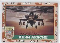 AH-64 Apache (Yellow