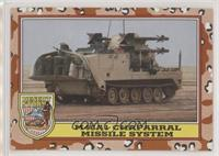 M48A1 Chaparral Missile System