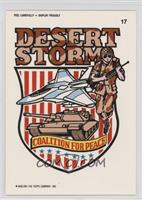 Desert Storm Brown