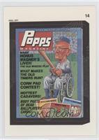 Popps Magazine (Coupon Back)