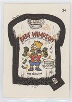 Bart Wimpson (Coupon Back)