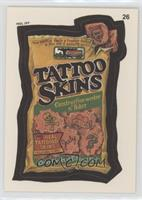 Tattoo Skins (Coupon Back)