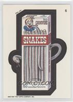 Carnivore Snakes (Puzzle Piece Back)