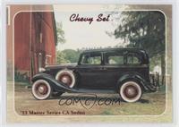 '33 Master Series Ca Sedan