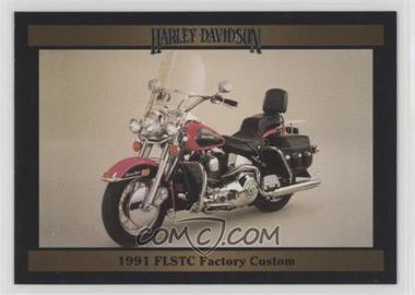 1992 Collect-A-Card Harley-Davidson Series 2 - [Base] #176