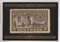 1922 Postage Stamp