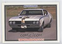 1969 Oldsmobile Hurst 4-4-2