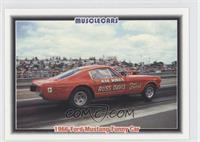 1966 Ford Mustang Funny Car