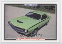 1970 Amc Mark Donahue Javelin