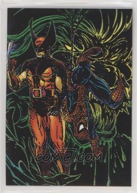 1992 Comic Images Spider-Man : The McFarlane Era - [Base] #50 - The Mystery