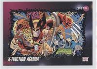 X-tinction Agenda