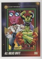 All Hulks Unite