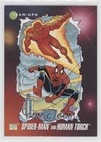 Spider-Man, Human Torch