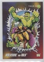 Wolverine, Hulk