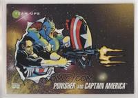 Punisher, Captain America [EXtoNM]