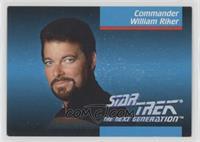 Commander William Riker [Noted]