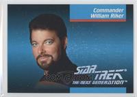 Commander William Riker