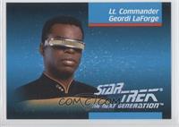 Lt. Commander Geordi Laforge
