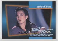 Keiko O'brien [Noted]
