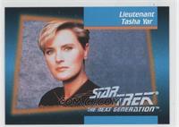 Lieutenant Tasha Yar