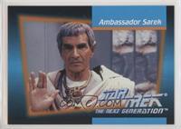 Ambassador Sarek