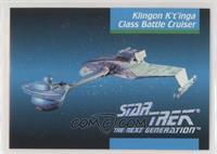Klingon K't'inga Class Battle Cruiser
