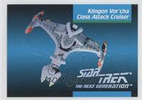 Klingon Vor'cha Class Attack Cruiser