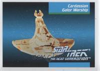 Cardassian Galor Warship