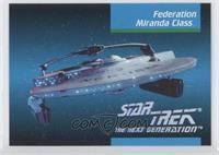 Federation Miranda Class