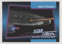 Ship's Phasers