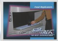 Food Replicators