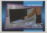 Food Replicators