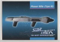 Phaser Rifle (type Iii)