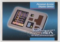 Personal Access Display Device