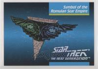 Symbol Of The Romulan Star Empire