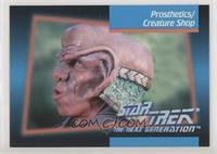Prosthetics/creature Shop