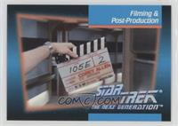 Filming & Post-production