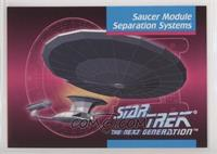 Saucer Module Separation Systems