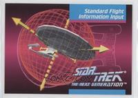 Standard Flight Information Input