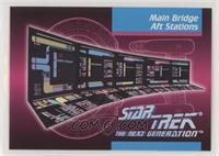 Main Bridge Aft Stations