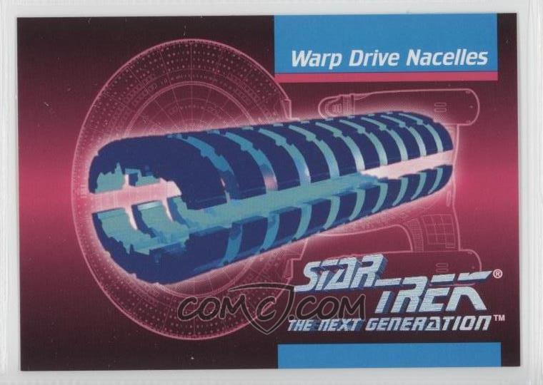 1992 Impel Star Trek The Next Generation - [Base] #104