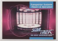 Transporter Systems Theory & Operation